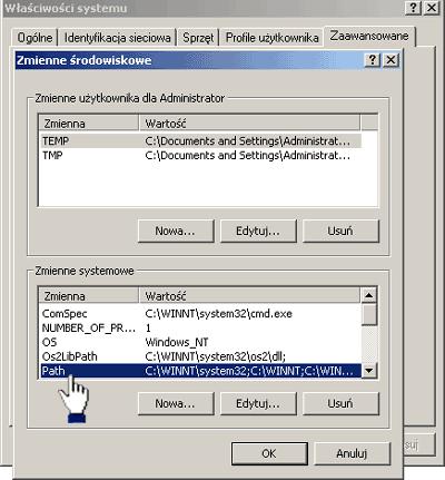 Instalacja PHP - krok 2